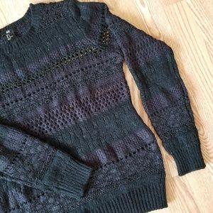 ❤ H&M round neck sweater
